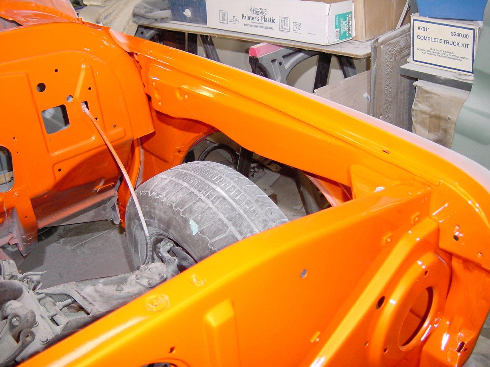 Pt Cruiser Color Choice The Custom Crew