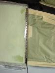 Pass Side Door Gap Welding Rod Tacked in 2