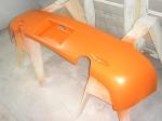 Orange - Bumper
