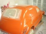 Orange - Right rear